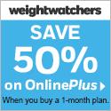 weight watchers save 50% promo code